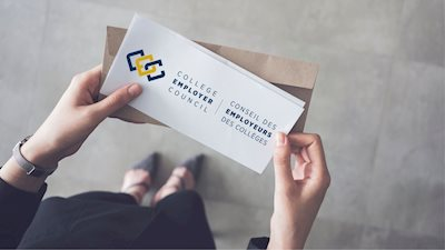 letter with CEC logo